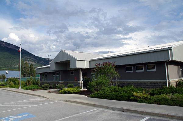 CV RCMP Stn