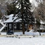 Pynelogs winter