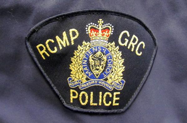 RCMP Shoulder Jacket