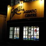 Fernie Aquatic Centre nite