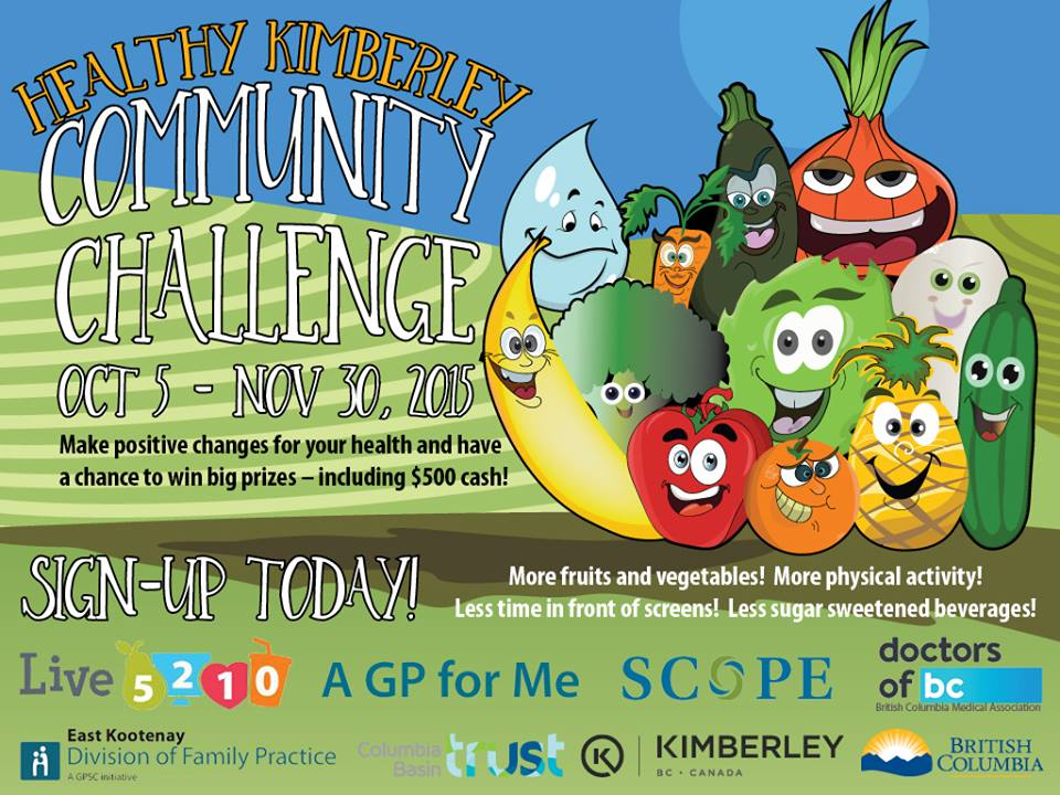 The Healthy Kimberley Community Challenge