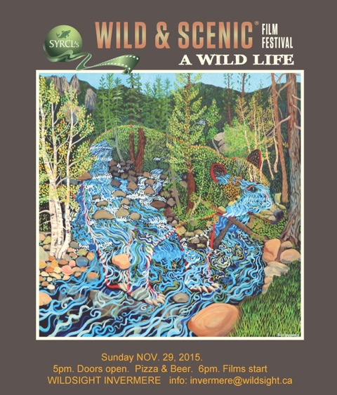 2nd Annual Wild & Scenic Film Festival by Wildsight Invermere