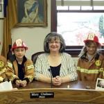 Fernie Fire Chief for Day Mayor