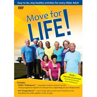 Fall Prevention Overview & Move For Life Video Activity