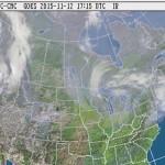 Environment Canada sat view