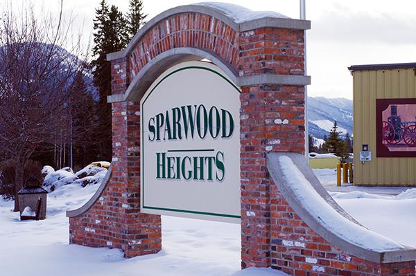 Sparwood Heights
