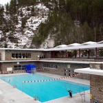 Radium Pools winter
