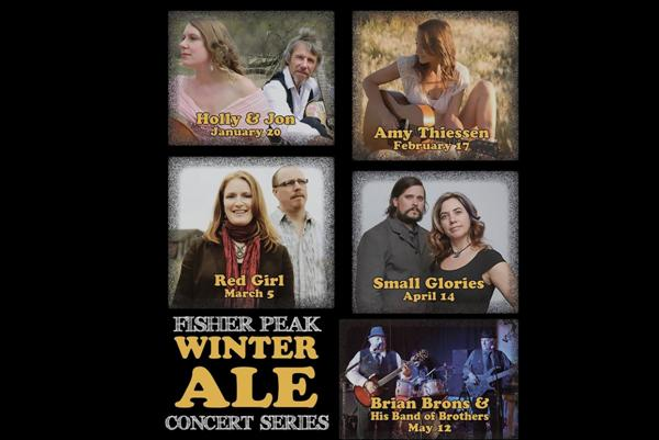 Fisher Peak Winter Ale Concert Series