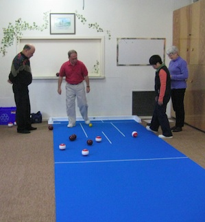 Kimberley Indoor Lawn Bowling Club