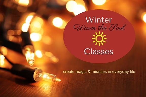 "Winter ""Warm the Soul"" Classes"