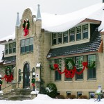 Fernie City Hall Xmas