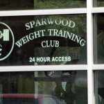 Sparwood Weight training club