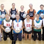 Fernie Netball league
