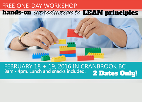 Hands-On Introduction to LEAN Principals