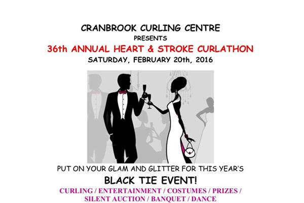 36th Annual Heart & Stroke Curlathon