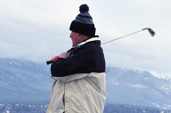 Snow Golf 16