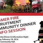 Hosmer Fire Poster