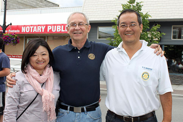 Mark Pinnell Rotary