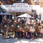 Vikings Med fest