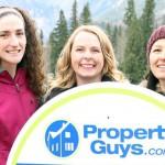 Property guys Lisa Amber Sally