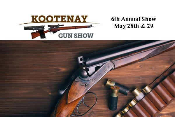 Sixth Annual Kootenay Gun Show