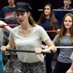 Mary Poppins Dancers