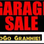 GoGo Grannies garage sale