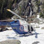 Cranbrook SAR Bighorn Fisher rescue