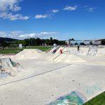 Viking skate park